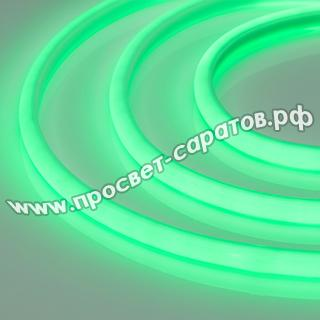 Лента RTW-5000PWT 24V Green 13mm (2835, 180 LED/m, High Temp)